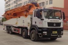 程力威牌CLW5440THBZ5型混凝土泵车