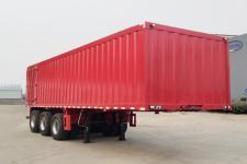 庄宇8.5米31.5吨3轴厢式运输半挂车(ZYC9402XXYA)