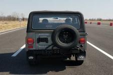 北京汽车制造厂有限公司牌BAW2023CHA2型轻型越野汽车图片