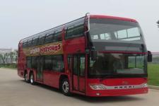 12米|40-70座安凯纯电动双层城市客车(HFF6124GS03EV1)