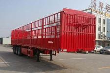 远东汽车12米33.4吨3轴仓栅式运输半挂车(YDA9402CCY)