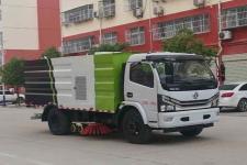 国六东风多利卡洗扫车