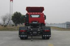 豪瀚牌ZZ4185V4216F1LW型危险品牵引车图片