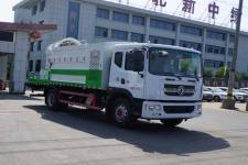 国六东风D9型12方60米多功能抑尘洒水车价格