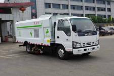 國六慶鈴五十鈴吸塵車廠家直銷 價格咨詢18771343716