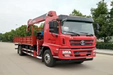 新东日牌YZR5181JSQSX型随车起重运输车