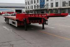 远东汽车12米33.1吨3轴低平板半挂车(YDA9403TDP)