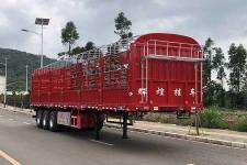 辉途骏12米33.5吨3轴仓栅式运输半挂车(YHH9400CCY)