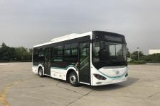 8.1米|12-29座海格纯电动城市客车(KLQ6816GAEVN2)