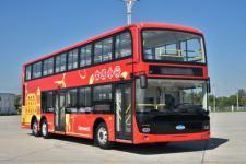 12.3米|25-71座开沃纯电动双层城市客车(NJL6129GSEV1)