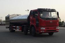 国六解放小三轴供水车(CLW5250GGSC5XN供水车)