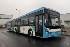 中国中车牌TEG6180BEV02型纯电动铰接城市客车图片