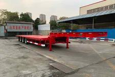 通华12.5米33.9吨其它低平板半挂车(THT9404TDPB)