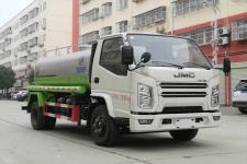 国六江铃 顺达5方洒水车在那里买厂家直销 厂家价格 来电送福利