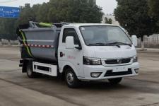 国六东风途逸无泄漏后装自装卸式垃圾车