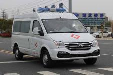 國六上汽大通v80救護車廠家直銷價格