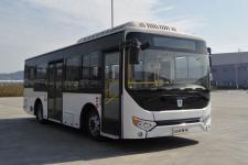 远程牌DNC6850BEVG5型纯电动城市客车图片