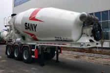 三一牌SY9400GJBA型混凝土搅拌运输半挂车图片