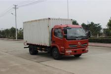 东风福瑞卡国五单桥厢式运输车122-231马力5吨以下(EQ5041XXY8GDFAC)