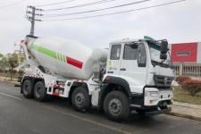 丰霸牌STD5315GJBZZ5型混凝土搅拌运输车