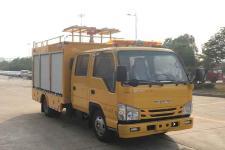 CSC5040XZMW6抢险救援照明车