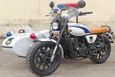 银钢牌YG300BJ-A型边三轮摩托车图片