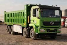 陕汽前四后八纯电动自卸车国五340马力(SX3317MF406BEV2)