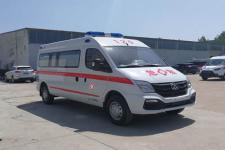 神狐牌HLQ5049XJHSH型救護車