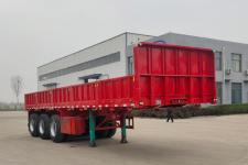 梁山宇翔9米32.9吨3轴栏板半挂车(YXM9401)