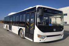 远程牌DNC6100CHEVNG1型插电式混合动力低入口城市客车图片