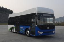 远程牌DNC6850FCEVG2型燃料电池城市客车图片