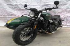 长江牌CJ650B-6型边三轮摩托车图片