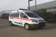 國六福特新全順v362救護車廠家直銷
