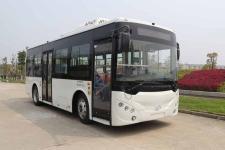8.1米|15-29座华中纯电动城市客车(WH6810GBEV1)