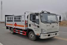 大力牌DLQ5040TQPCA6型气瓶运输车