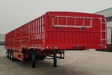 齐机12米33.2吨3轴仓栅式运输半挂车(QLZ9400CCYE)