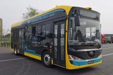 10.5米|14-27座长白山燃料电池城市客车(JYB6100FCEV)
