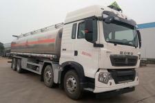 大力牌DLQ5320GYYZZ5型铝合金运油车