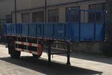 沪光8.6米10吨1轴半挂车(HG9134)