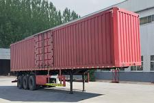梁山平安12.5米32吨3轴厢式运输半挂车(TCC9400XXY)