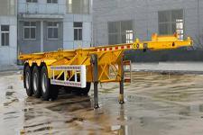 梁山平安12.3米34.2吨3轴集装箱运输半挂车(TCC9400TJZ40)