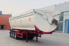 豫前通8.9米31.5吨3轴散装粮食运输半挂车(HQJ9400ZLS)