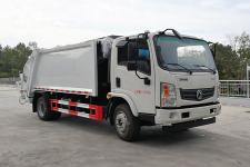 程力威牌CLW5120ZYSE6型压缩式垃圾车