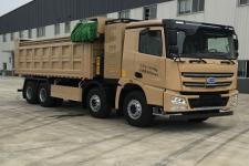 开沃牌NJL3312KHKBEV型纯电动自卸车图片