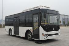 远程牌DNC6850BEVG6型纯电动城市客车图片