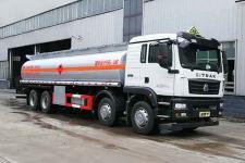 国六重汽汕德卡易燃液体罐式运输车13329882498
