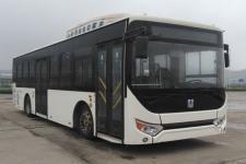 远程牌DNC6100BEVG11型纯电动低入口城市客车图片