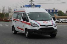国六福特新全顺v362救护车厂家直销