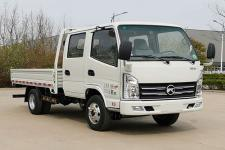 凯马国六单桥货车131马力1540吨(KMC1042A336S6)