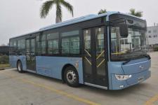 10.5米金龙纯电动城市客车